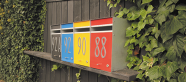 Bespoke Letterbox